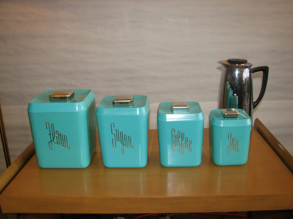 vintage kitchen canister sets kitchen collections